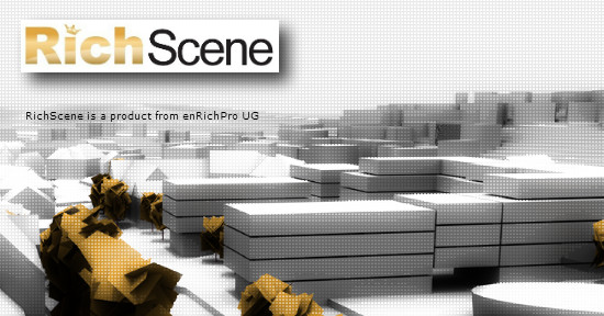 RichScene is a product from enRich Pro UG